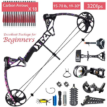 XQMART Archery Compound Bow