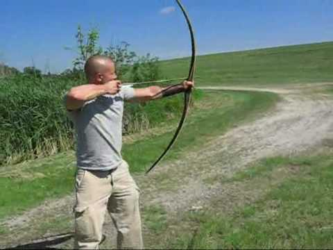 How Far Can You Shoot A Longbow?